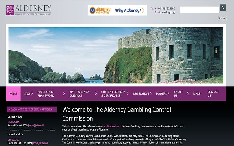 Alderny Gaming Commission