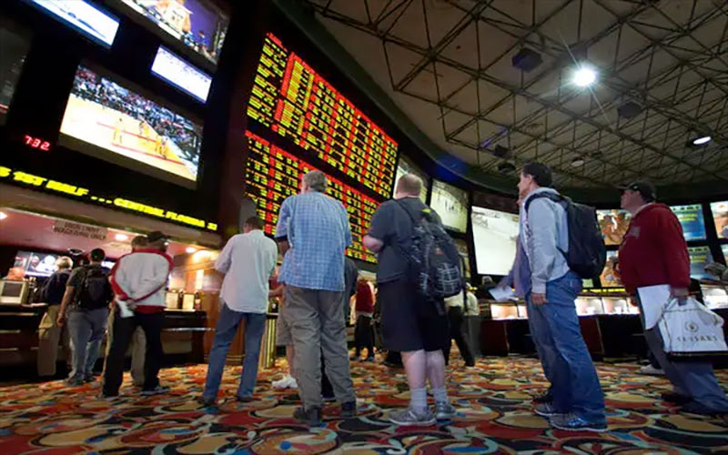 NJ Gambling Bill