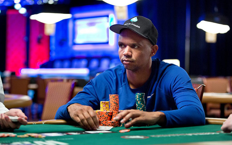 Phil Ivey Poker Player