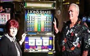 Lions Share Slot Jackpot Win