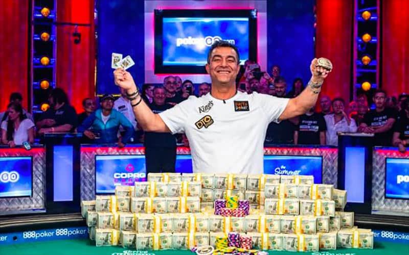 WSOP Poker Tournament